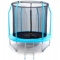 Уценка Батут Domsen Fitness Gravity 8FT (Blue) GV-8BL