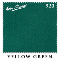 Сукно Iwan Simonis 920 195см Yellow Green 60М