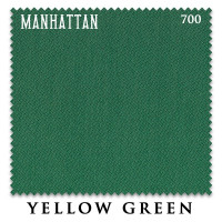 Сукно Manhattan 700 195см Yellow Green 60М